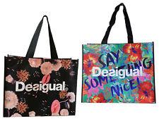 2x Desigual Shopper Taschen !!! Strandtaschen, Einkaufstaschen !!!