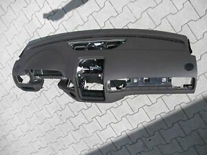 Original Armaturenbrett VW Touareg 7P braun Schalttafel 7P1858295 Cockpit