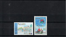 Malawi 2012 MNH EU Partnership 35 Years Since 1975 2v Set Politics