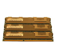 12GB (3X4GB) MEMORY FOR HP PROLIANT DL380 G7 DL980 G7 ML330 G6 ML350 G6 ML370 G6