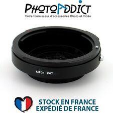 KIPON P67 EOS - Bague d'adaptation objectif Pentax 67 vers boitier Canon EOS/EF