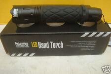 DEFENDER E712850 HIGH POWER 3WATT CREE LED ALUMINIUM HAND TORCH