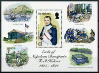 St Helena People Stamps 2016 MNH Napoleon Bonaparte Exile Longwood House 1v S/S