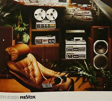 Vintage Revox 1983 Product Catalog with Technical Info - Free shipping