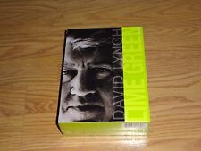 David Lynch - The Lime Green Box Set DVD, 2008, Rare, OOP, New, Sealed