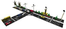 Lego Road Layout Instructions Modular Custom Building Design City Town