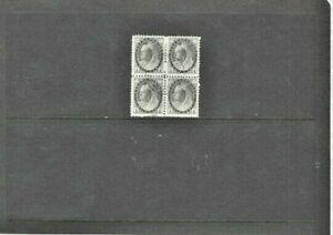 CANADA MNH SCOTT # 74 QV USED BLOCK 1898