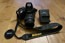 Nikon D3300 DSLR Camera with 18-55mm AF-P VR Lens - Black. Excellent Condition!