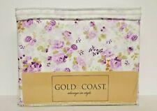 Gold Coast Lavender Floral Sheet Set - Full