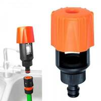 Garden Hose Fitting Pipe Connector Kitchen Bath Tap To Mixer Adapter