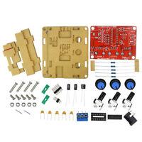 XR2206 Function Signal Generator Sine Triangle Square Wave 1HZ-1MHZ DIY Kit