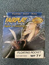 Fairplay fly line Wf7