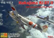 RS Models 1/72 NAKAJIMA Ki-87 II Japanese High Altitude Fighter
