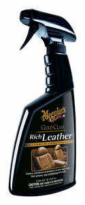Meguiar's Gold Class Leather Cleaner/Conditioner Spray 16 oz