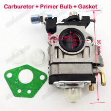 Carburetor For 51.7CC 2Cycle 300486 Earthquake WE43/MC43 Gas Edger/Cultivator 43
