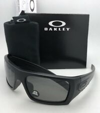 OAKLEY INDUSTRIAL DET-CORD Safety glasses OO9253-06 Matte Black w/ Grey Z87.1