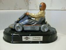 New listing Vtg Briggs And Stratton Go-Kart Racing Trophy Multi Color Detailed Marble Base