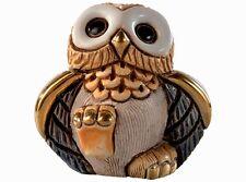 De Rosa Mini Owl Figurine M01 NEW in Gift Box