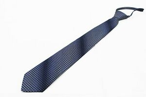 Men Fashion Zipper Tie Wedding Party Formal Business Necktie ( USA Seller )