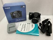 Canon PowerShot SX500 IS 16.0MP Digital Camera - Black (6353B001)
