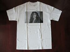CINDY CRAWFORD White Small t-shirt LUSH LIFE NY. SSUR BEASTIE BOYS Og Supermodel