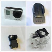 Used GoPro HERO 3+ Plus black 4K 1080P HD waterproof Camera Camcorder Wi-Fi USA