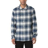 Vans Off The Wall Men's Tremont L/S Woven Shirt (Retail $55)