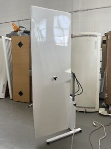 8 tube White Plastic 100watt Canopy Sunbed CAN DELIVER MOST OF UK