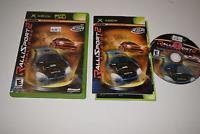 Rallisport Challenge 2 Microsoft Xbox Video Game Complete
