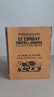 Georges Duhamel - Il Combattimento Contro I Ombre - 1946 - Libreria Artheme