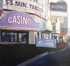 Maurice Tan Casino Poster Kunstdruck Bild 70x70cm - Germanposters