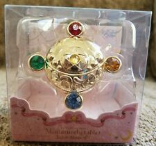Sailor Moon Miniaturely Tablet 4 Manga Henshin Brooch Keychain Charm