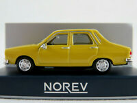 Norev 511257 Renault 12 Limousine (1974) in lemon yellow 1:87/H0 NEU/OVP