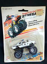 "1:64 ZEE TOYS *MONSTER TRUCK* ""SQUASH UNIT"" Dodge Monaco Patrol Police Car"