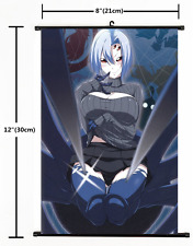 Anime Monster Musume no Iru Nichijou Wall Scroll Poster cosplay 1671