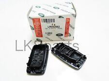 Genuine Land Rover LR4 Smart Key Remote Fob Button Pad Cover Rebuild Repair Kit