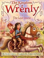 The Kingdom of Wrenly: The Lost Stone 1 by Jordan Quinn (Paperback)