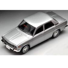 Tomica LV-168b Limited Vintage Datsun Bluebird 1600 SSS Silver 1/64