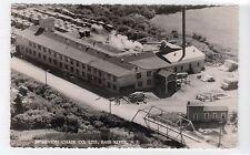 DOMINION CHAIR Co. Ltd FACTORY, BASS RIVER: Nova Scotia, Canada postcard (C9365)