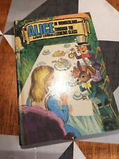 Lewis Carroll - Alice in Wonderland Through the Looking Glass Dean & Sons TBLO