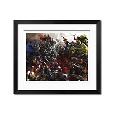 Avengers Age of Ultron Poster Print