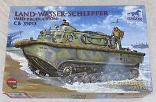 Bronco CB35015 1/35  Land-Wasser-Schlepper (LWS) Mid