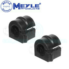 2x Meyle (Germany) Anti Roll Bar Bushes Front Axle Left & Right No: 614 035 0022