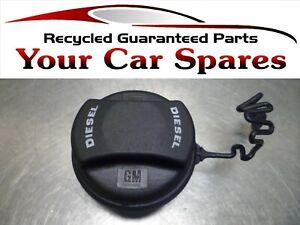 Chevrolet Captiva Fuel Filler Cap 2.0cc Diesel 06-11 Mk1