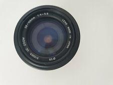 SIGMA UC ZOOM 28-105mm 1:4-5.6 Lens Japan 58 Objektiv