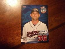 2017 SOMERSET PATRIOTS Single Cards YOU PICK FROM LIST $2 each OBO