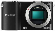 Samsung NX1000 Mirrorless Digital Camera Body Only Black FOR PARTS