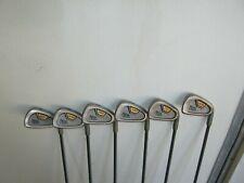 MASTER GRIP - MG Golf - 283MC Cavity Back Irons 5-PW+LW w/ TT Steel Shafts