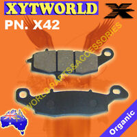 REAR Brake Pads for Suzuki C 1800 R (VLR 1800 Intruder) 2008-2013