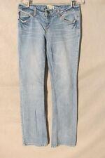 D9863 Aeropostale Chelsea Boot Cut Cool Stretch Jeans Women's 29x31
